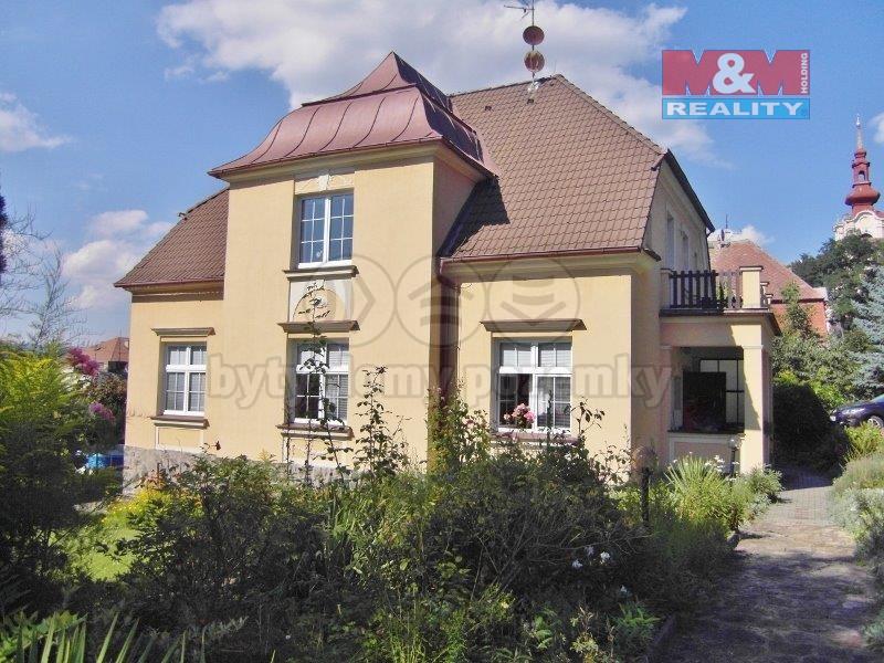 Prodej, rodinný dům, Ústí nad Labem, ul. Máchova