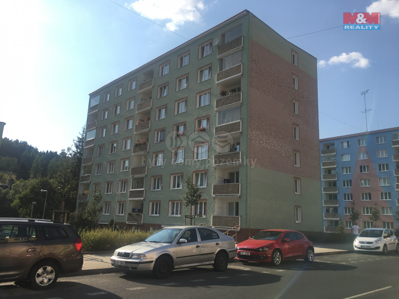 Prodej, byt 1+1, 36 m2, Kraslice, ul. B. Smetany