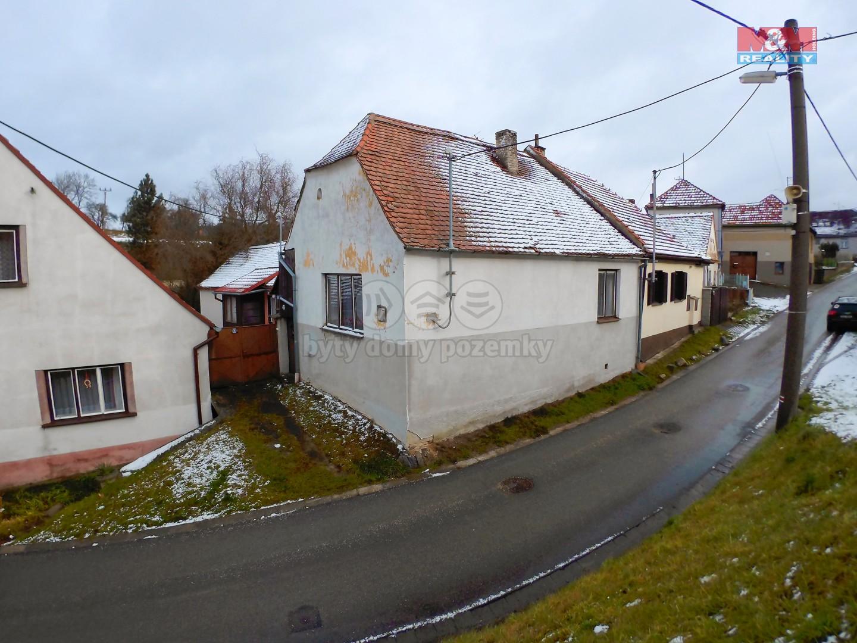 Prodej, rodinný dům 2+1, 52 m2, Jemnice