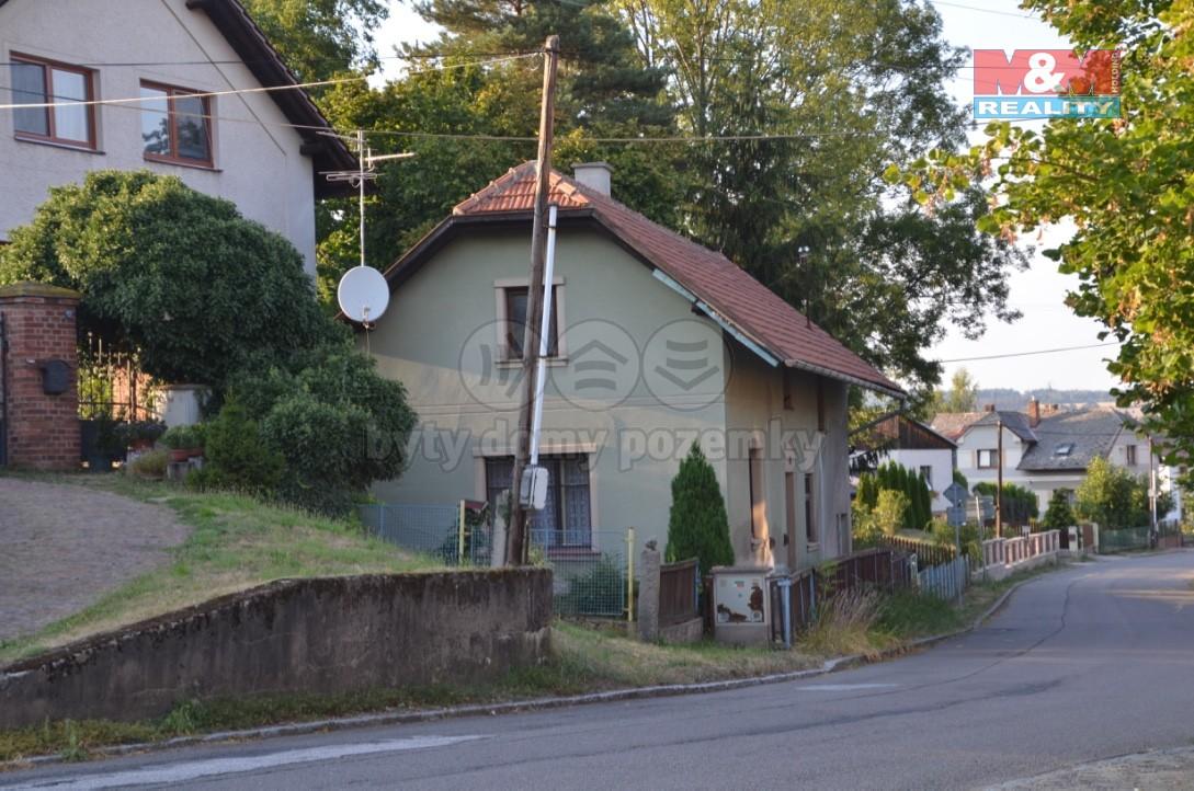 Prodej, rodinný dům, Hněvčeves