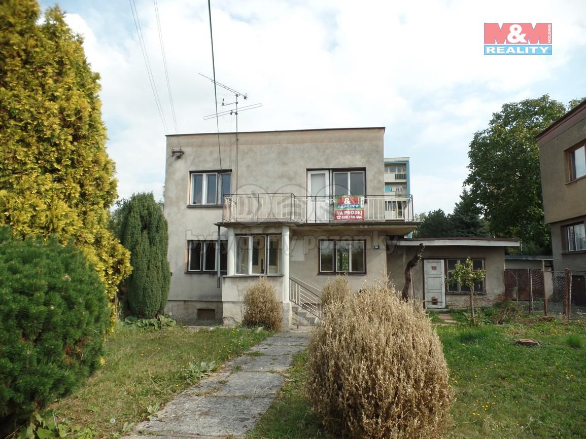 Prodej, rodinný dům 3+1, Orlová, ul. Lutyňská