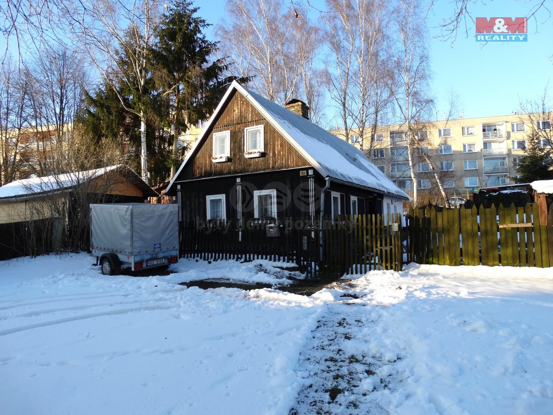 Prodej, rodinný dům, 4+1, 136 m2, Žandov