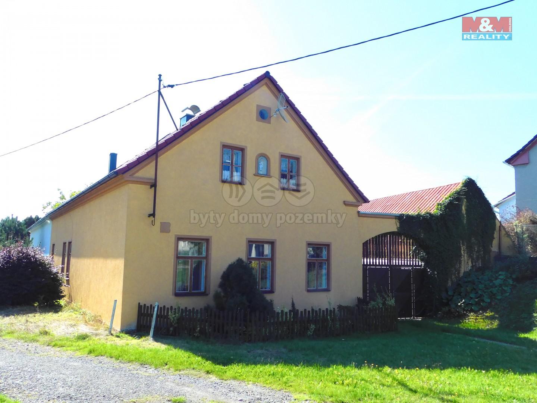 Prodej, rodinný dům 3+1, 420 m2, Boječnice