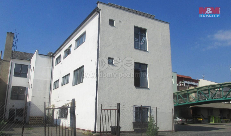 Pronájem, obchodní prostor, 160 m2, Bystřice nad Pernštejnem