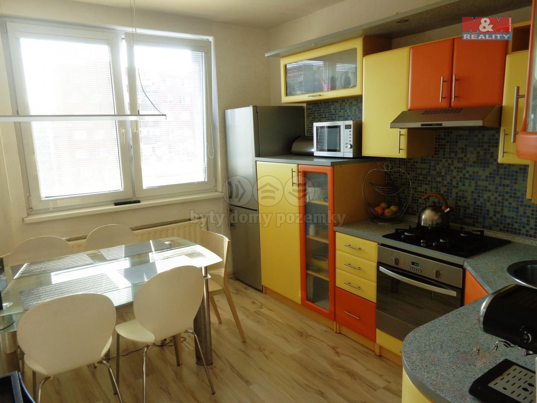 Prodej, byt 3+1, 70 m2, Ostrava, ul. J. Matušky