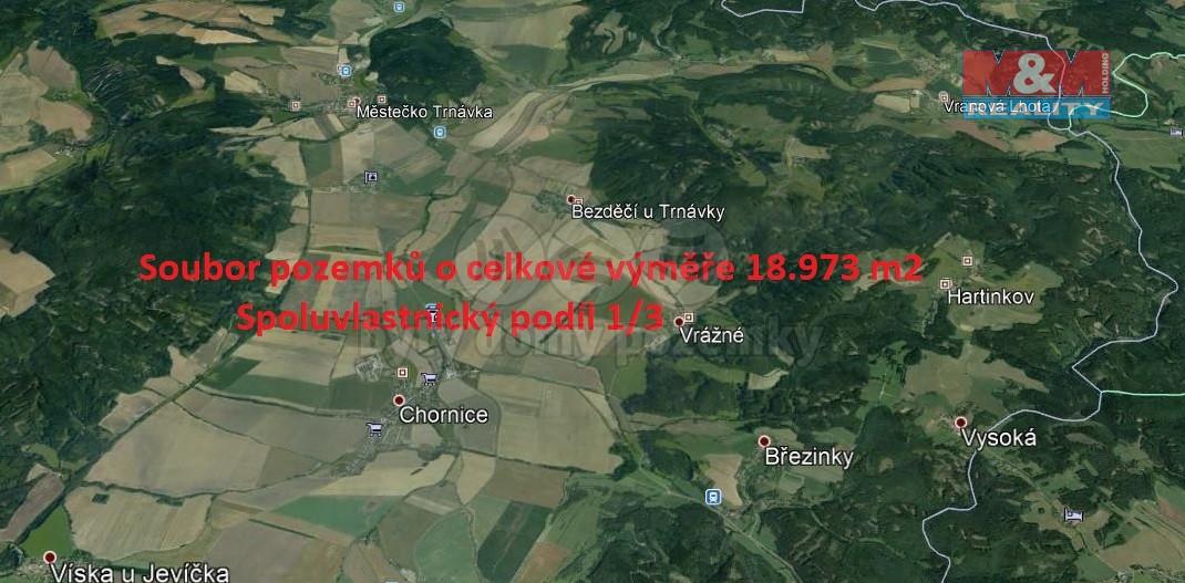 Prodej, pole, 6324 m2, Lázy