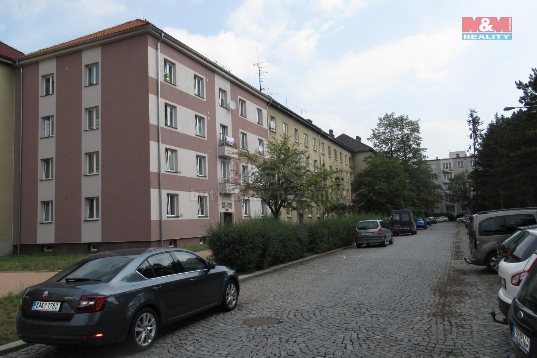 Prodej, byt 2+kk, 60 m2, Pardubice - Zelené Předměstí