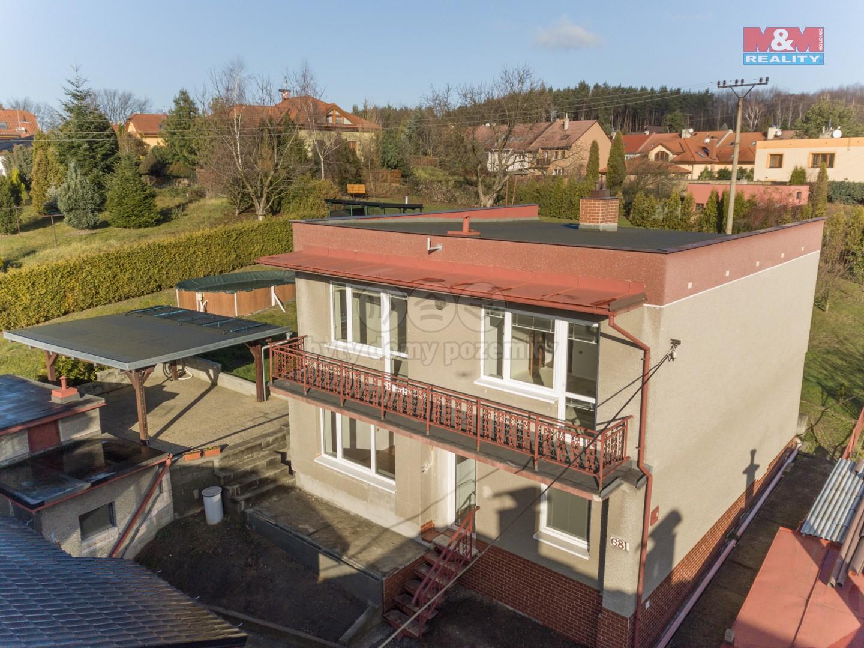 Prodej, rodinný dům 5+1, 581 m2, Ostrava - Petřkovice