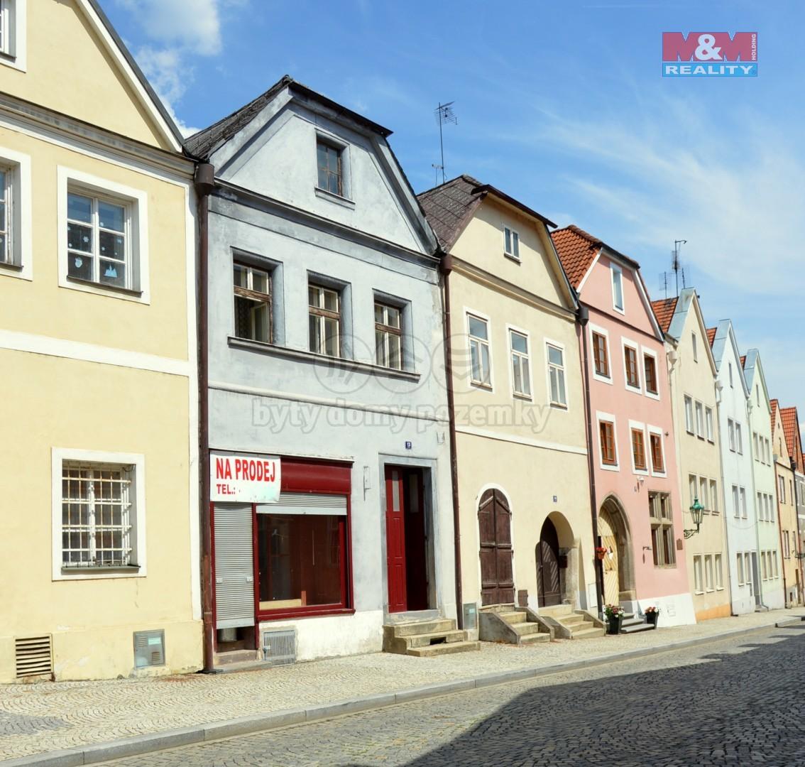 Prodej, nájemní dům, 500 m2, Horšovský Týn