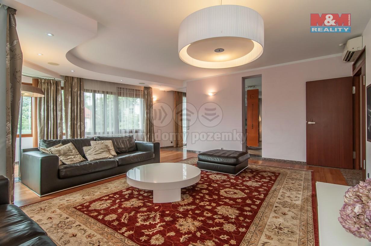 (Prodej, atypický byt 7+1 296 m2, Praha 6 - Bubeneč), foto 1/37
