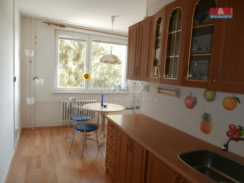 Prodej, byt 2+1, 56 m2, Šumperk