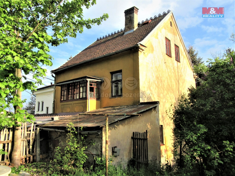 Prodej, rodinný dům, Horní Police