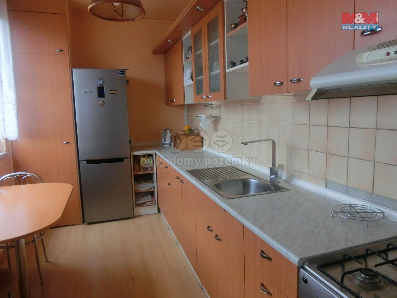 Prodej, byt 3+1, 69 m2, Český Těšín, ul. Polní
