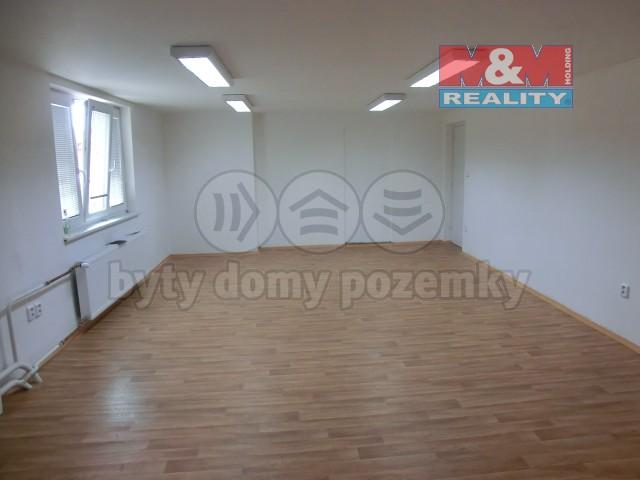 Pronájem, kancelářský prostor, 39 m2, Opava, ul. Hrnčířská