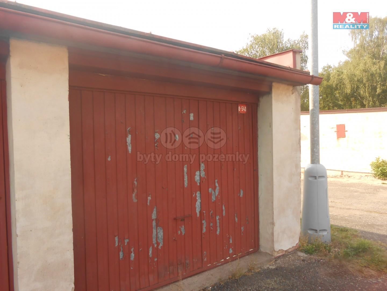 Prodej, garáž, 21 m2, Ústí nad Orlicí, ul. v Lukách