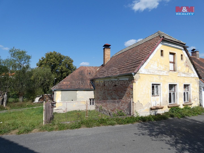 (Prodej, rodinný dům, 155 m2, Němčice - Němčice u Volyně), foto 1/16