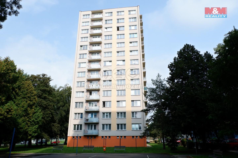 Prodej, byt 2+kk, 53 m2, České Budějovice, ul. Kubatova