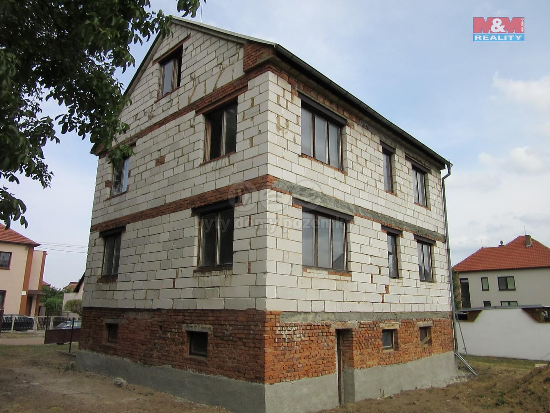 Prodej, rodinný dům, 1 035 m2, Šťáhlavy, ul. Nezbavětická