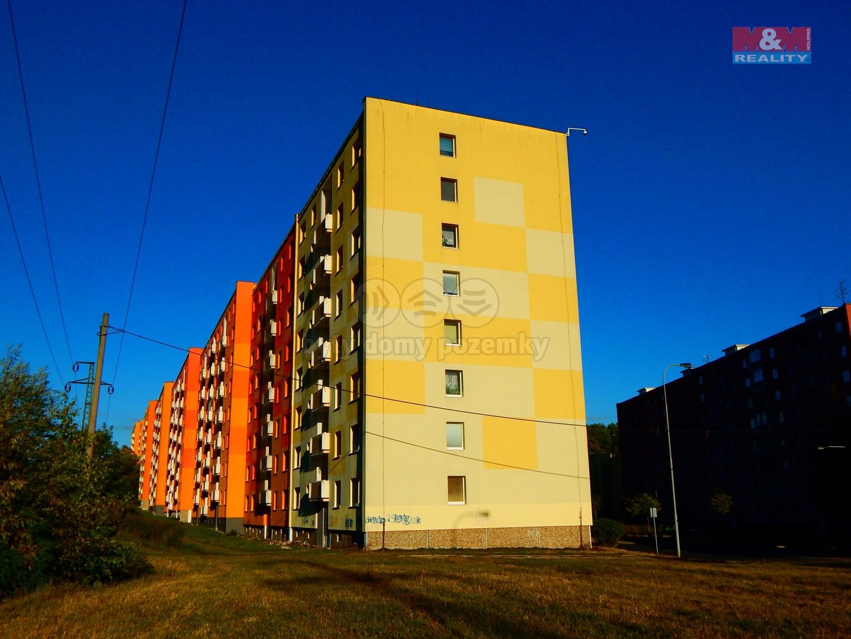 Pronájem, byt 3+1, 72 m2, DV, Klášterec nad Ohří, ul. Dlouhá