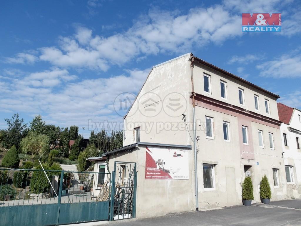 Prodej, rodinný dům, Ústí nad Labem, ul. Na Vantrokách