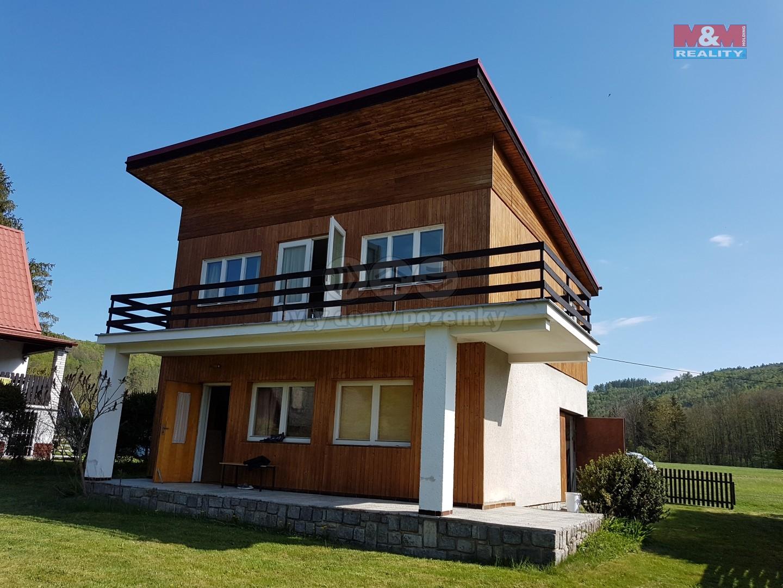 Prodej, chata 4+1, 100 m2, Moravice