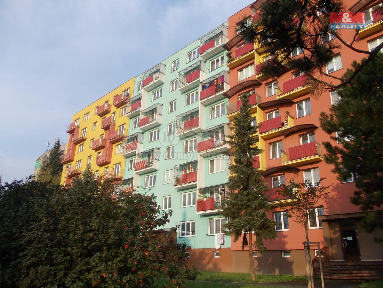 Prodej, byt 2+1, 54 m2, Kopřivnice