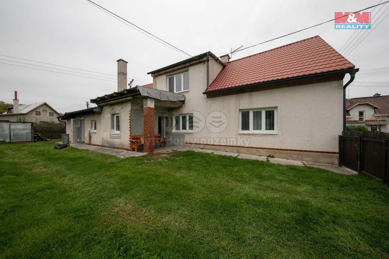 Prodej, rodinný dům 4+1, 726 m2, Libina