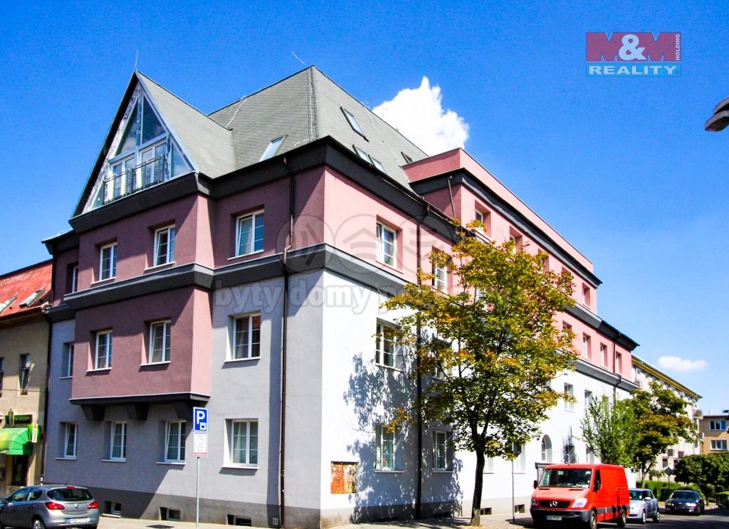 Prodej, byt 3+kk, 68 m2, Chomutov, Čechova ulice