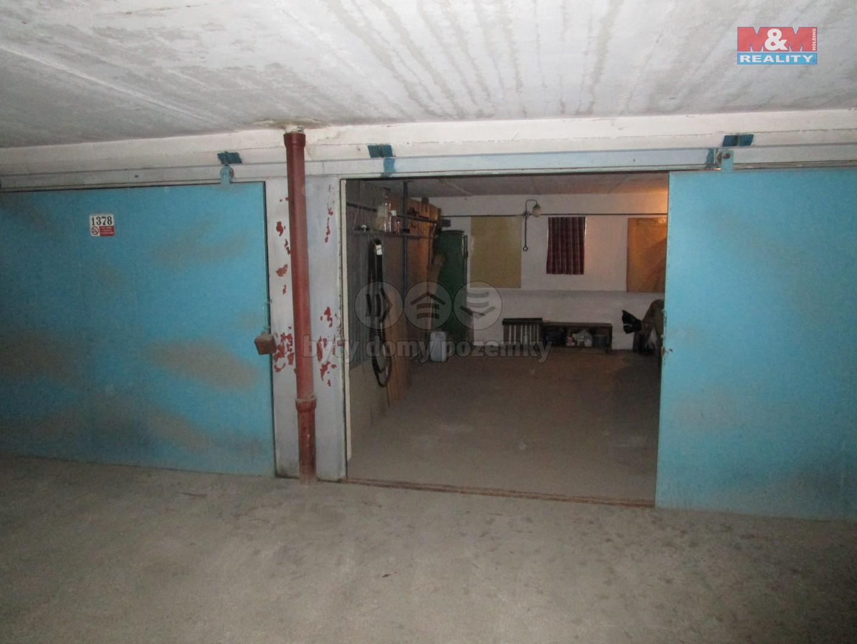 Prodej, garáž, 16m2, Ostrava - Zábřeh, ul. Pavlovova