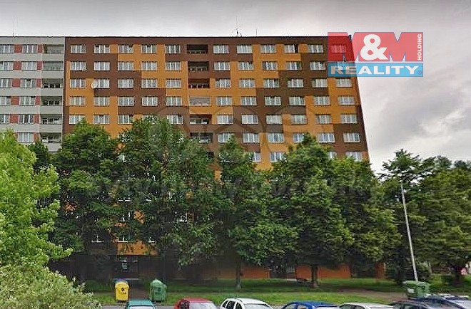 Pronájem, byt 2+1, 56 m2, Ostrava, ul. Dr. Martínka