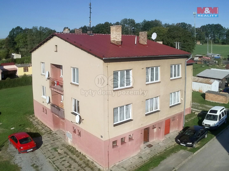 Prodej, byt 3+1, OV, 73 m2, Ločenice