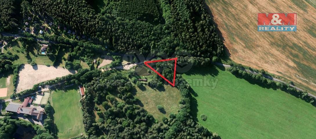 (Prodej, trvalý travní porost, 1439 m2, Žinkovy)
