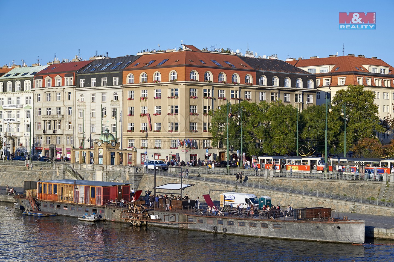 (Pronájem, byt 3+1, 105 m2, Praha 2 - Nové Město), foto 1/21