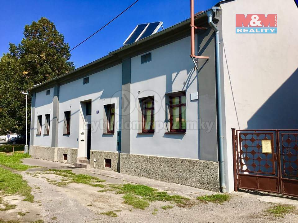 Pronájem, byt 4+1, 180 m2, Ostrava