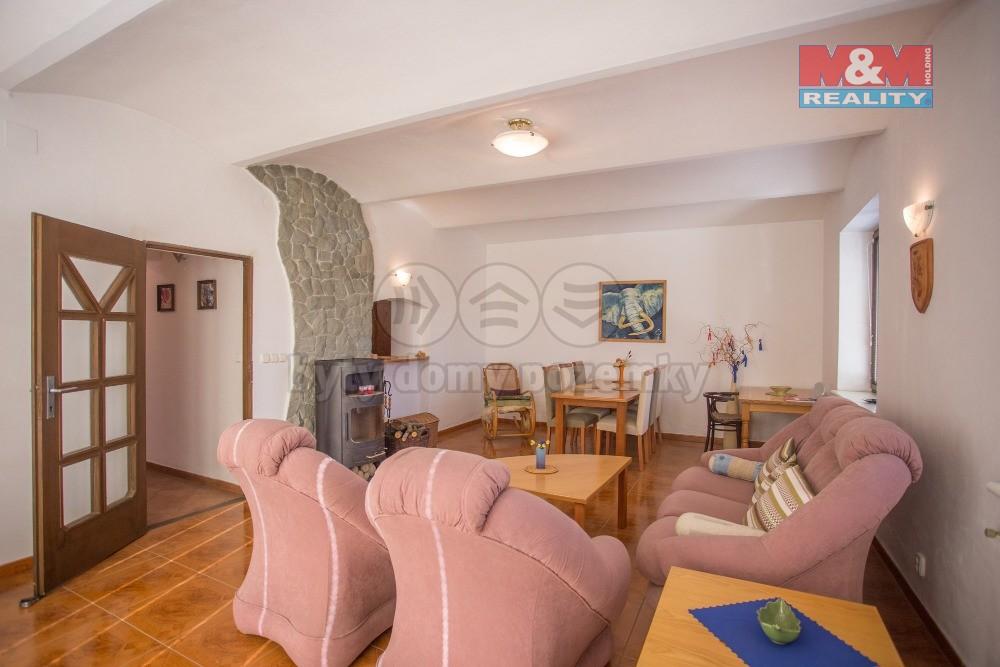 Prodej, rodinný dům, Bernartice nad Odrou