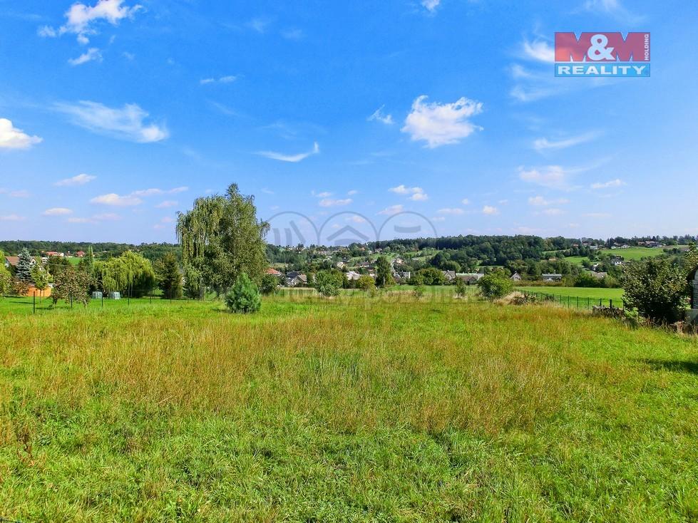 Prodej, stavební pozemek, 4900 m2, Václavovice