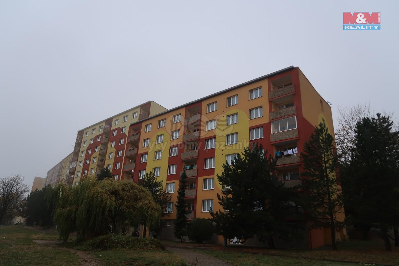 Prodej, byt 4+1, 76 m2, DV, Chomutov, ul. Zahradní