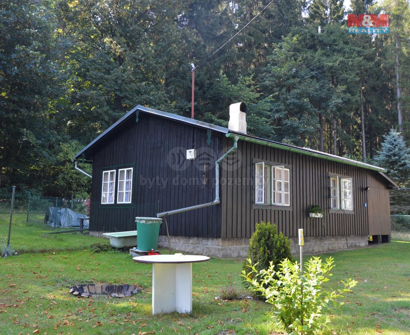 Prodej, chata, 60 m2, Zadní Milíře