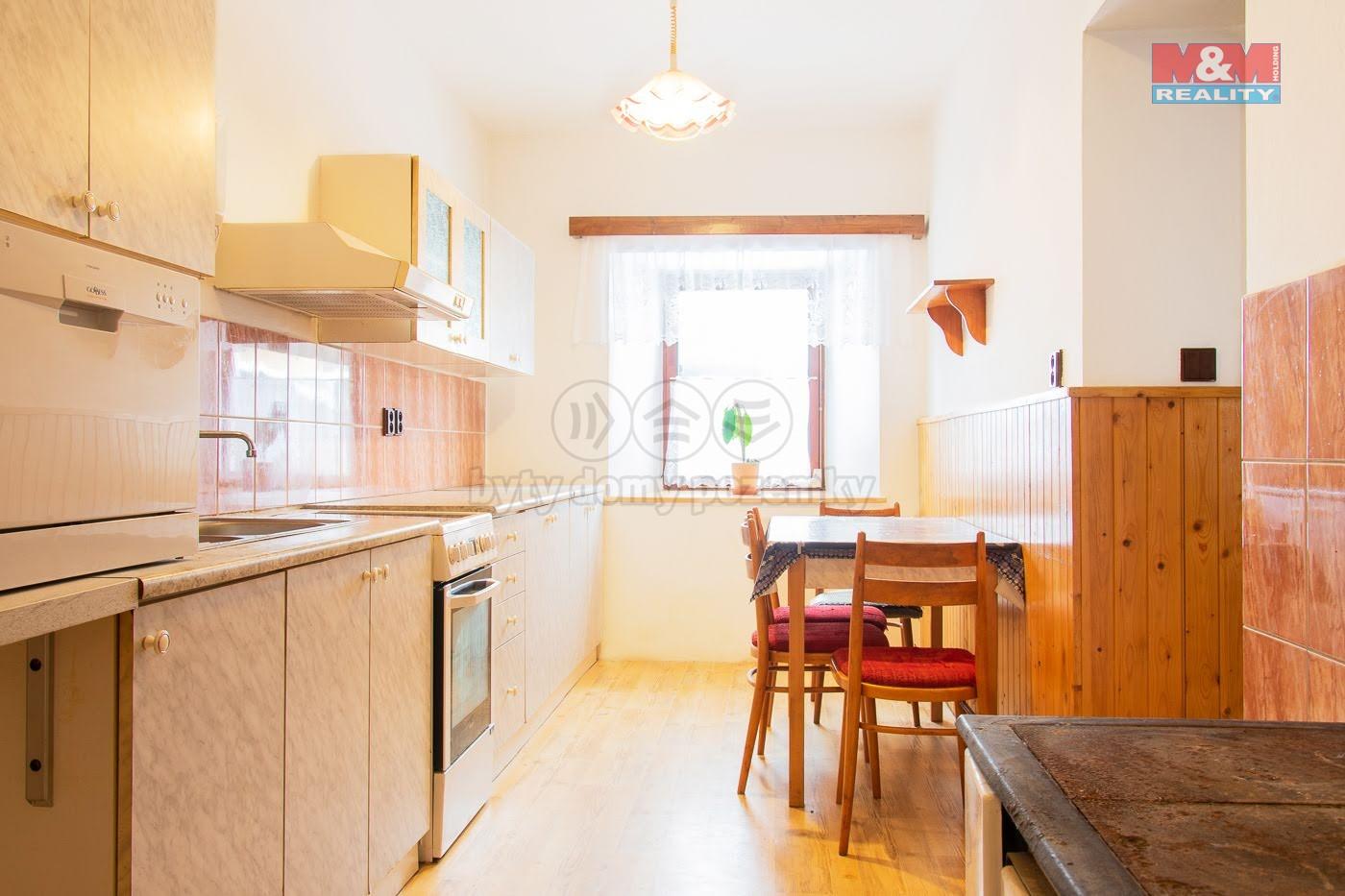 Prodej, rodinný dům, 462 m2, Nová Olešná