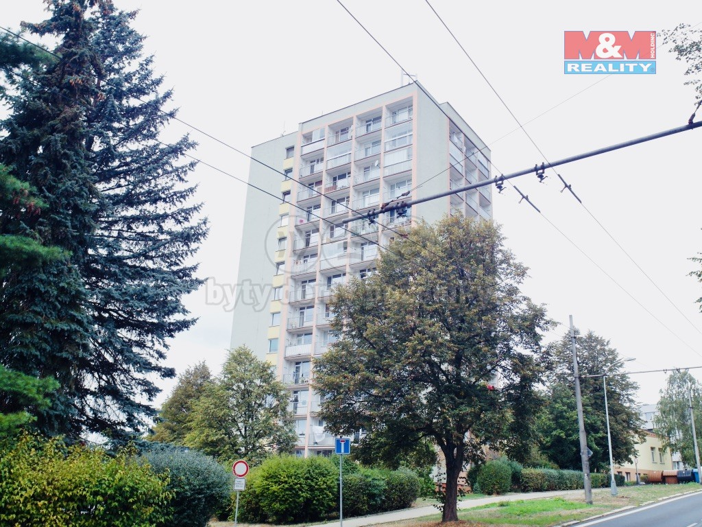 Prodej, byt 2+1, 56 m2, OV, Ústí nad Labem, ul. Stará