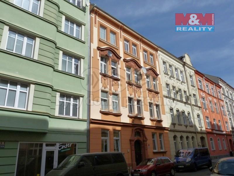 Prodej, byt 2+1 s garáží, OV, 52 m2, Děčín, ul. Palackého