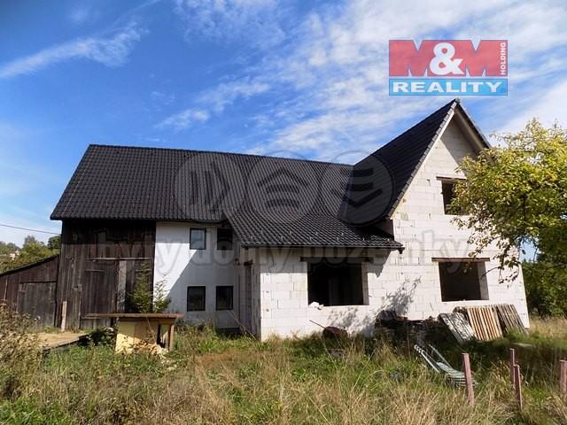 Prodej, Rodinný dům, 1150 m2, Janov u Hřenska
