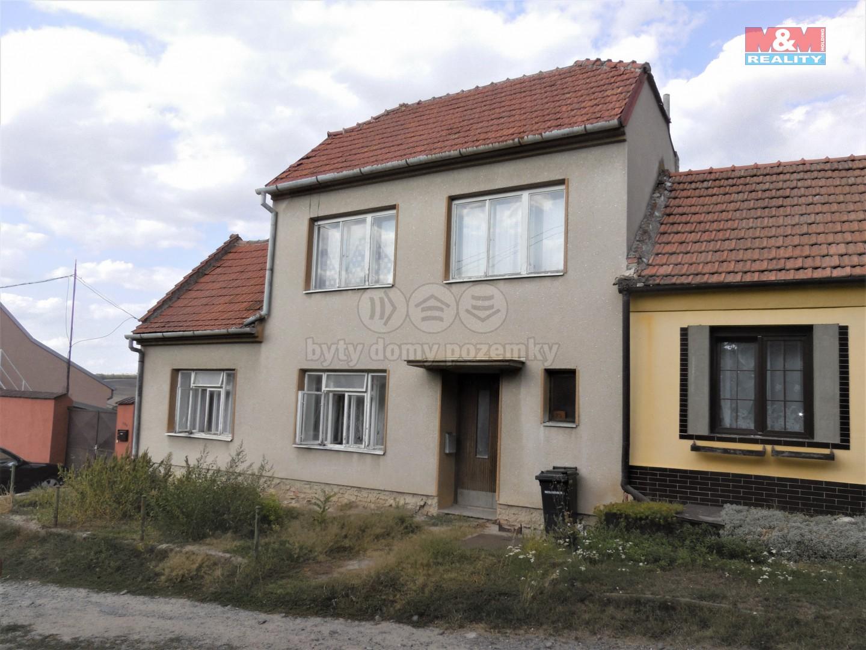 Prodej, rodinný dům, Borkovany