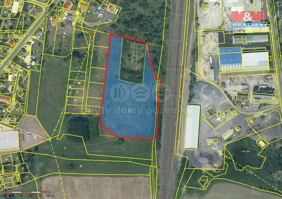 (Prodej, stavební pozemek, 21587 m2, Karlovy Vary, Dalovice), foto 1/24