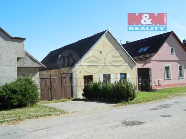 Prodej, rodinný dům, Horní Cerekev, ul. nám. T. G. Masaryka