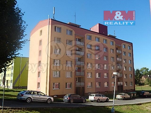 Prodej, byt 4+1, DV, 72 m2, Jiříkov, ul.Svobodova