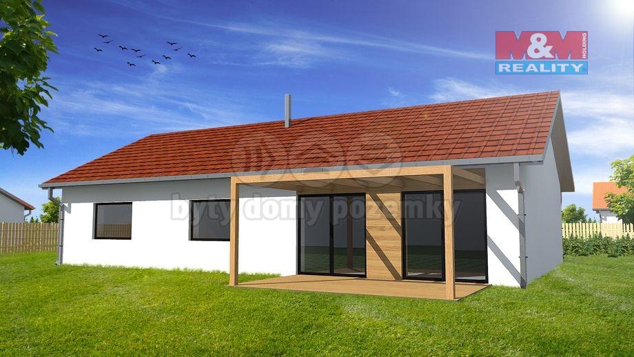 Prodej, stavební pozemek, 1259 m2, Slatina nad Zdobnicí