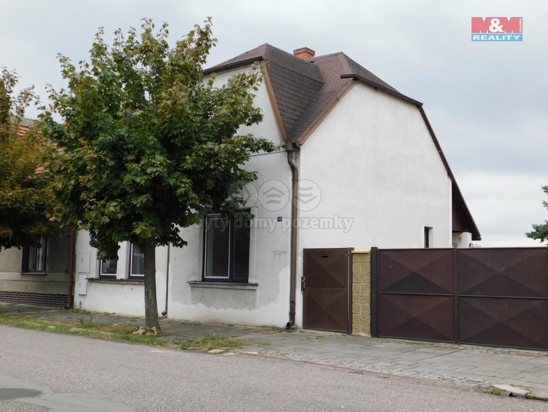 dům z ulice (Prodej, Rodinný dům, 169 m2, Libice nad Cidlinou), foto 1/17