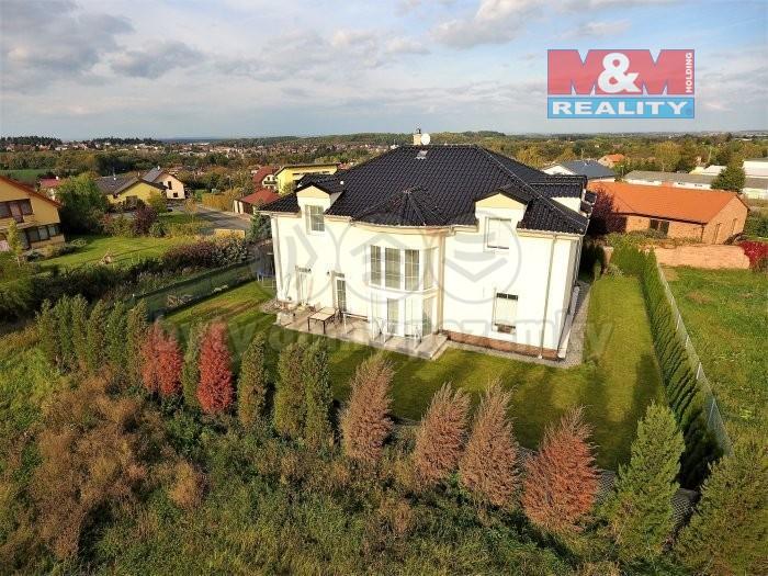 Prodej, rodinný dům, 629 m2, Úvaly u Prahy (Prodej, rodinný dům, 629 m2, Úvaly u Prahy)