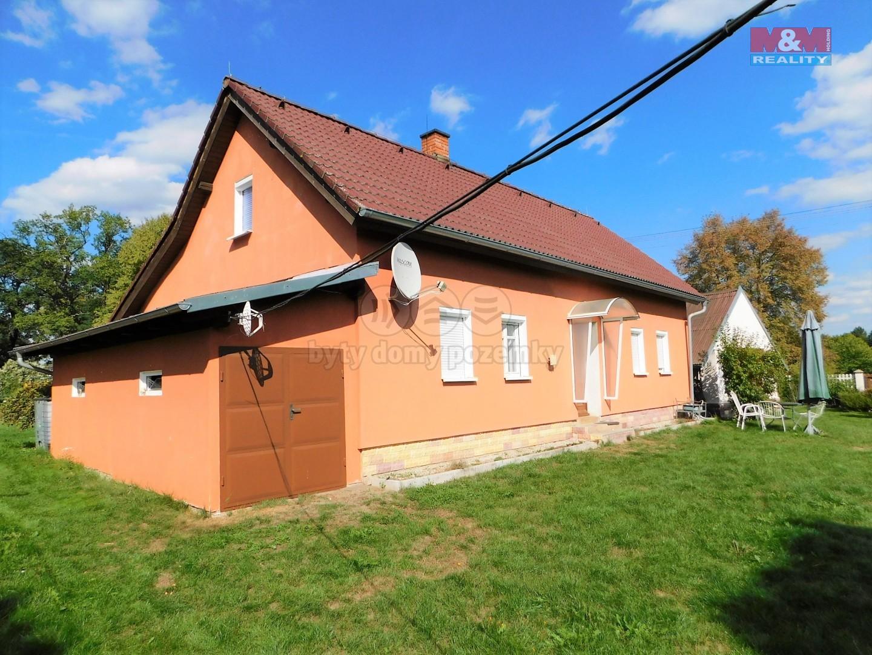 (Prodej, chalupa, 5+1, 121 m2, Nová Ves u Křižovatky), foto 1/50